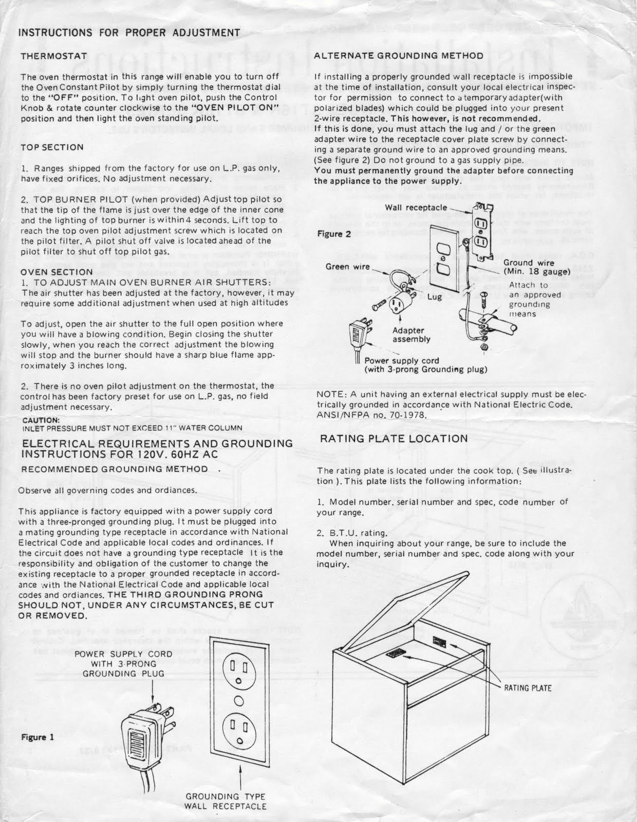 Magic Chef Range Manuals Stove Thermostat Diagram Free Download Wiring Fleetwood Pace Arrow Owners Manual 1240x1600 Image